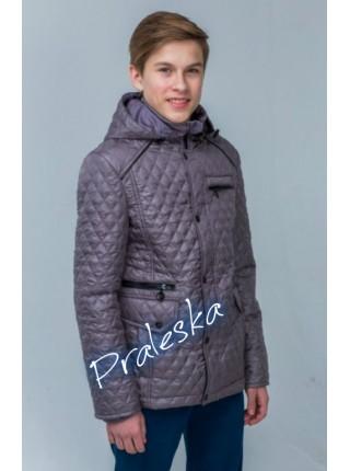"""Куртка для мальчика """"Ромб"""" 7416"""
